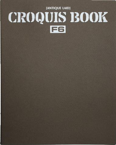 クロッキー帳
